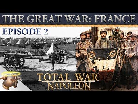 France: The Great War mod for Napoleon: Total War | Episode 2
