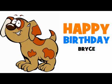 hqdefault happy birthday bryce! youtube
