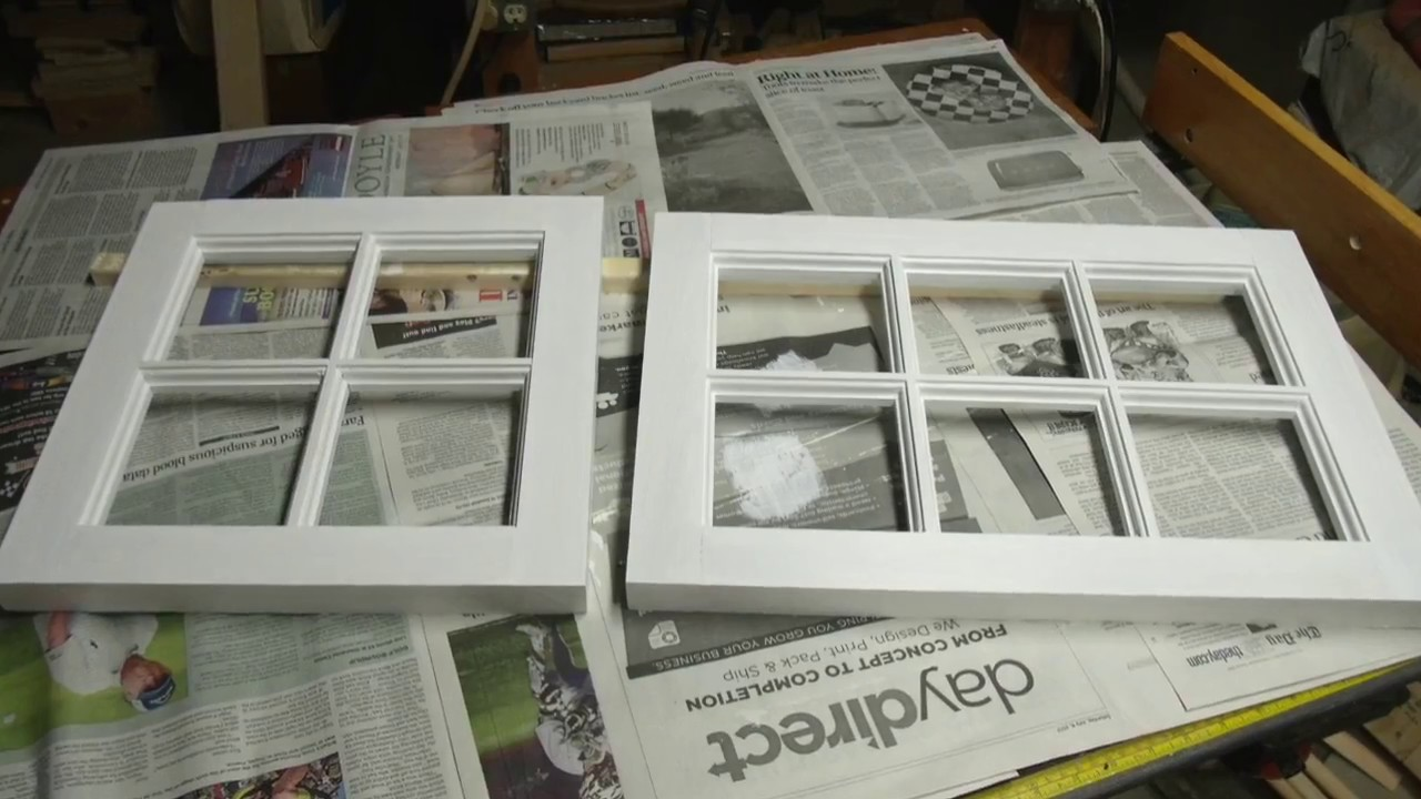 How To Make A Window Wooden Sash Windows You