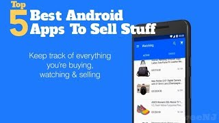Top 5 Best Android Apps To Sell Stuff