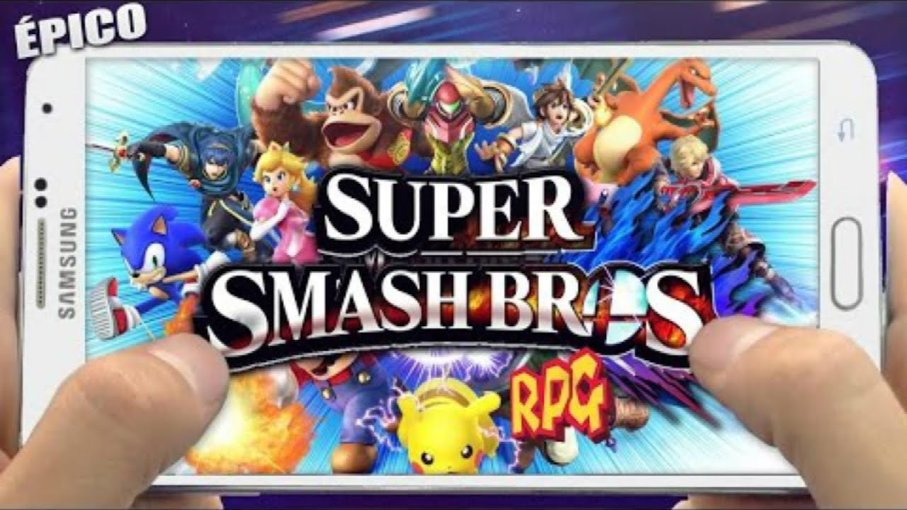 Descargar Super Smash Bros 3D para Android / APK