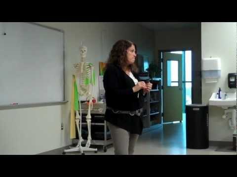 Biomechanics: Center of Gravity & Base of Support