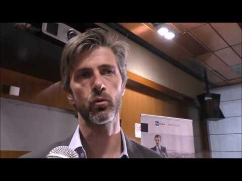 Videointervista a Kim Rossi Stuart in Maltese Il Romanzo del Commissario, su SpettacoloMania.it