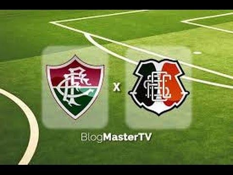 Melhores Momentos – Gols de Fluminense 2 x 2 Santa Cruz –Campeonato Brasileiro 21 05 16