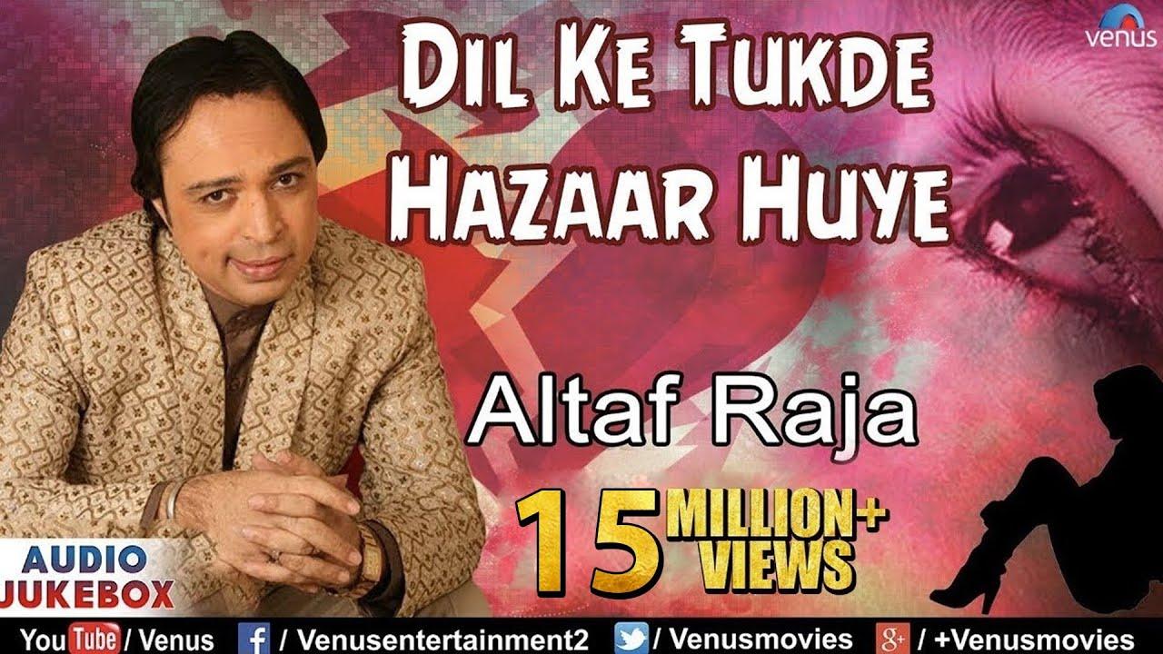 Jaa bewafa jaa dj mix   altaf raja   popular hindi sad songs.