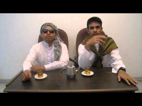 Duo Harbatah - Parodi Arab Idol ( Parodi Indonesian Idol )