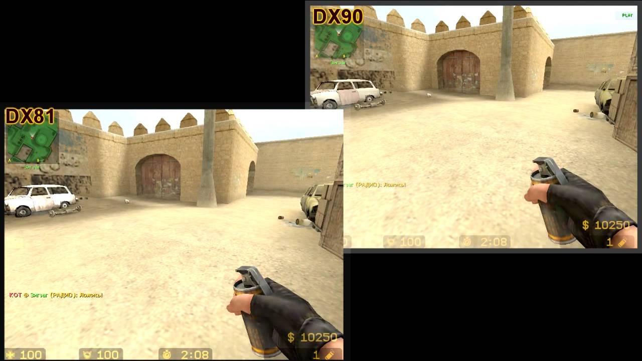 directx version dx90