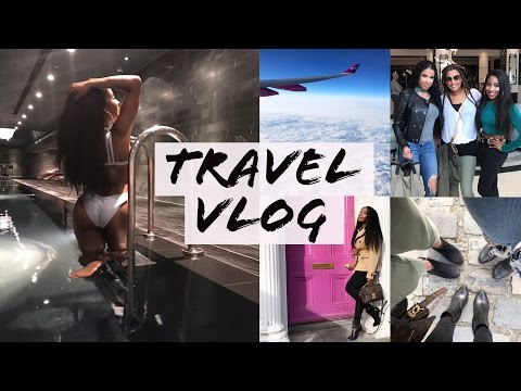 TRAVEL VLOG: ICELAND & IRELAND | Whitney Wiley