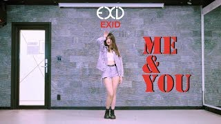 EXID(이엑스아이디) - ME&YOU(미앤유) Dance Cover / Cover by Soomin (Mirror Mode)