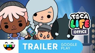Turn Work Into an Adventure | Toca Life: Office | Google Play Trailer