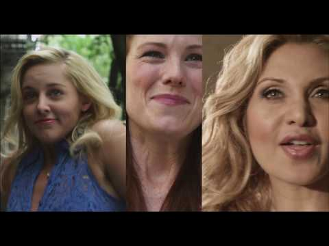 Orfeh, Taylor Louderman & Allison Case in Life of an Actress The Musical