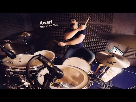 Nikhil Maira - Awari (Ek Villain) | Drum Cover