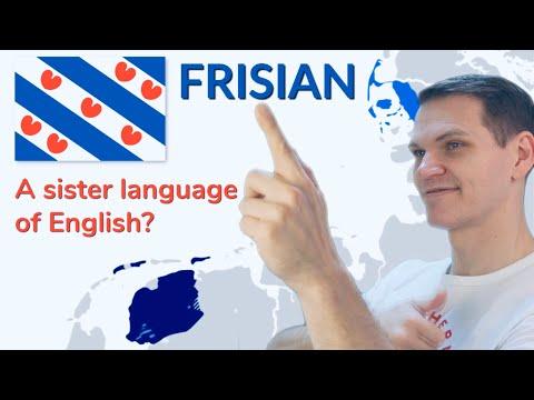 FRISIAN - Sister Language(s) Of English!