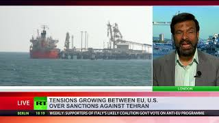 Petro-Euro? Tensions between EU & US grow over sanctions against Iran