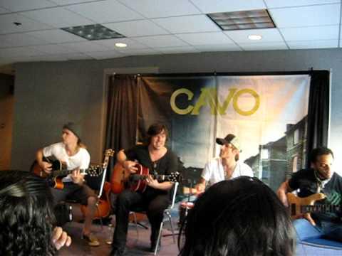 Cavo Let It Go (Acoustic)