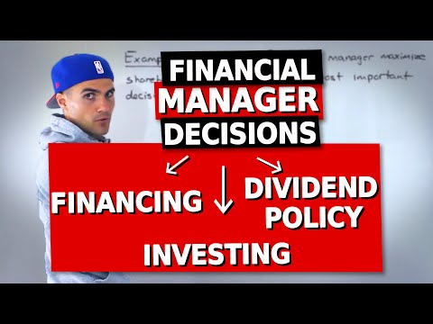 FIN 300 Lab 1 (Ryerson) - The Most Important Decision a Financial Manager Makes (Managerial Finance)