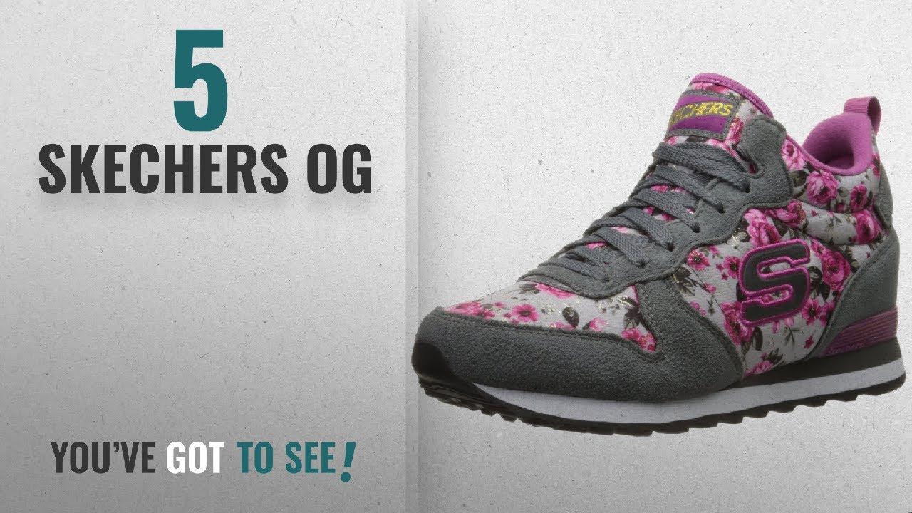 863628ccca28 Top 5 Skechers Og  2018   Skechers Originals Women s Retros OG 85 Fashion  Sneaker
