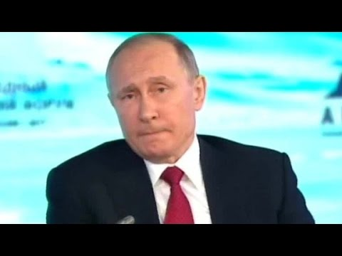 Putin: Russia never interfered in US election