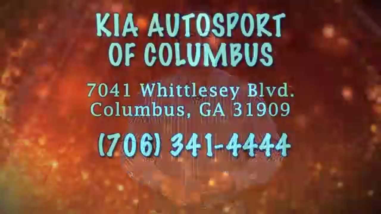 KIA AUTOSPORT Columbus, GA U2013 REVIEWS U2013 Columbus, Georgia   Kia Dealership  Reviews   YouTube