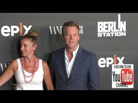 Scott Winters at the Premiere Of EPIX's Berlin Station at Milk Studios in Hollywood