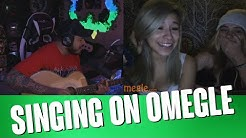 Blinding Lights - Singing on Omegle!