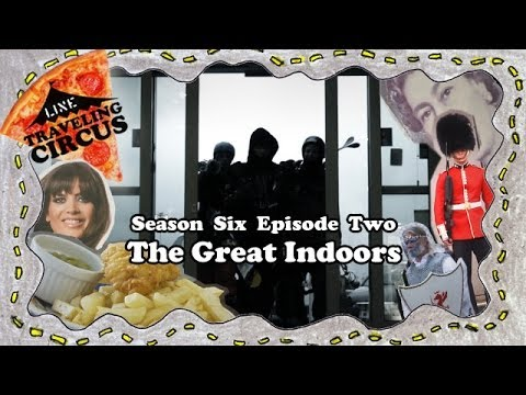 LINE Traveling Circus 6.2 The Great Indoors - Skiing in the United Kingdom
