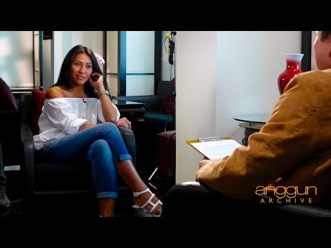 "Daud Yusof interviews Anggun in ""Bicara on Suria"" 22/10/15 [with English Captions]"