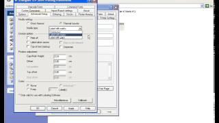 видео Zebra TLP 3842