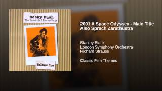 2001 A Space Odyssey - Main Title Also Sprach Zarathustra
