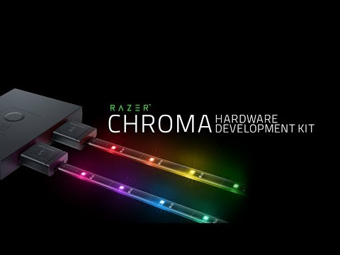 The Razer Chroma Hardware Development Kit