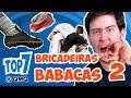 Brincadeiras Babacas 2 | Top 7 | QMQ S03E68