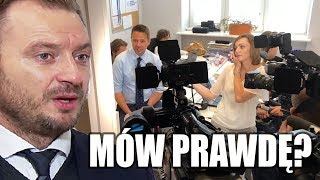 Czy Trzaskowski popiera KŁAMCĘ WYBORCZEGO prawomocnie skazanego przez sąd?