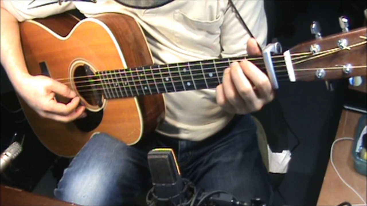 Wake Up Where You Are State Of Sound Fingerstyle Acoustic Chords