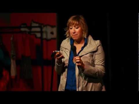 Kira Hesser from Gallow's Humor April