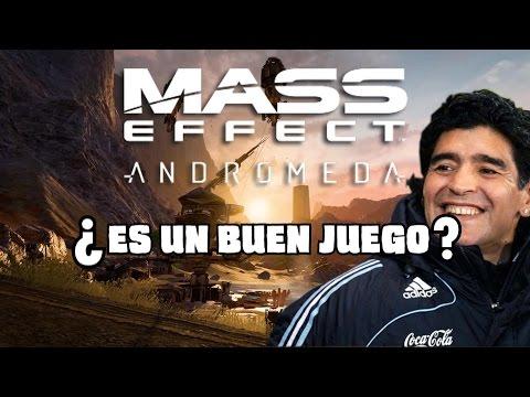 Mass Effect Andromeda ¿Vale la pena o no? ¿Realmente es mierda? - Opinion