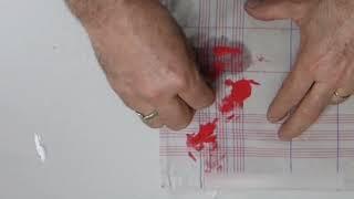 Test et présentation de matériel pour l'Atelier : Détacheur en baton