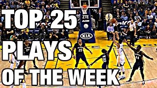 TOP 25 Plays of the Week: 11/06/16 - 11/12/16