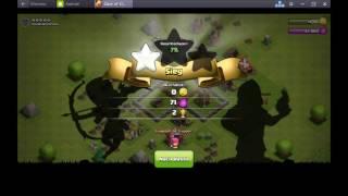 Clash of Clans part 5 - Neuer clan + koboldmission + Vorstellung Dorf der anderen Mitglieder