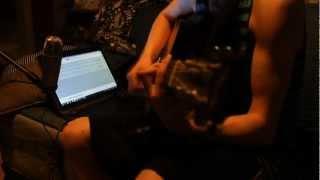 Behringer C1U Guitar test