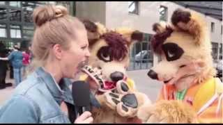 "Eurofurence 20 Berlin, ARTE Documentary ""Damn that´s a lot of fur"" (German, English captions)"