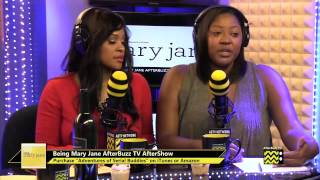 "Being Mary Jane After Show Season 1 Episode 7 & 8 ""Blindsided"" ""Uber Love"" 