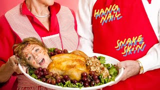 Hangnail by Snakeskin – The Thanksgiving Record of the Year!