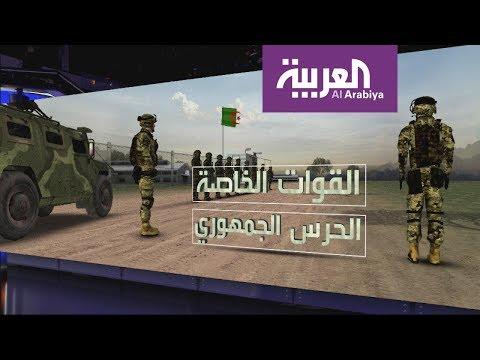 تعرف على قوة الأفرع الرئيسية للجيش الجزائري  - نشر قبل 2 ساعة