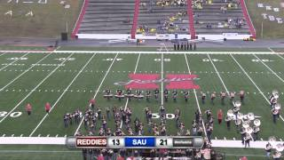 Reddie Football vs. Southern Arkansas | Homecoming 2015