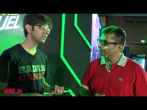 Dew Arena: Talk with Vishal Gondal About Gaming in India | Digit.in