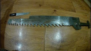 Лучшая советская сталь для ножа