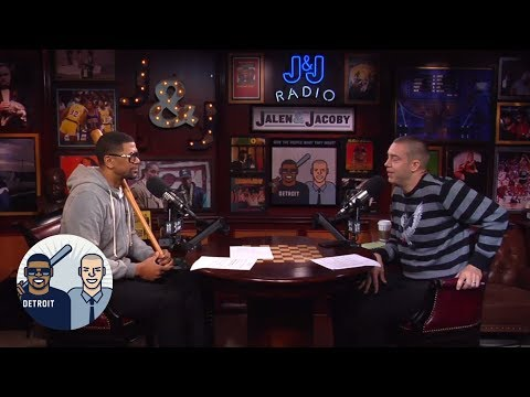 Jalen Rose on what he thinks Dr. Dre and Jimmy Iovine told the Warriors | Jalen & Jacoby | ESPN