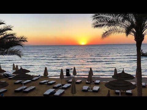 Насладитесь Восходом солнца над красным морем
