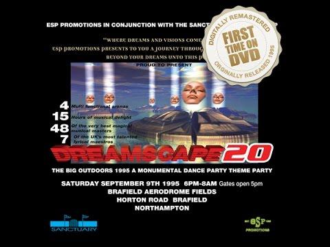 Dreamscape 20 Live Rave Coverage September 9th 1995