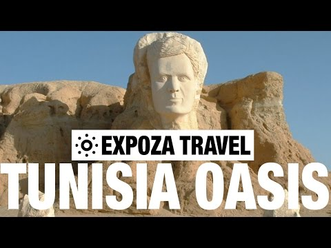 Tunisian Oasis Vacation Travel Video Guide